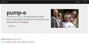pump-e homepage