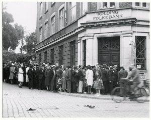 Traders attendant l'arrivée d'Ardor